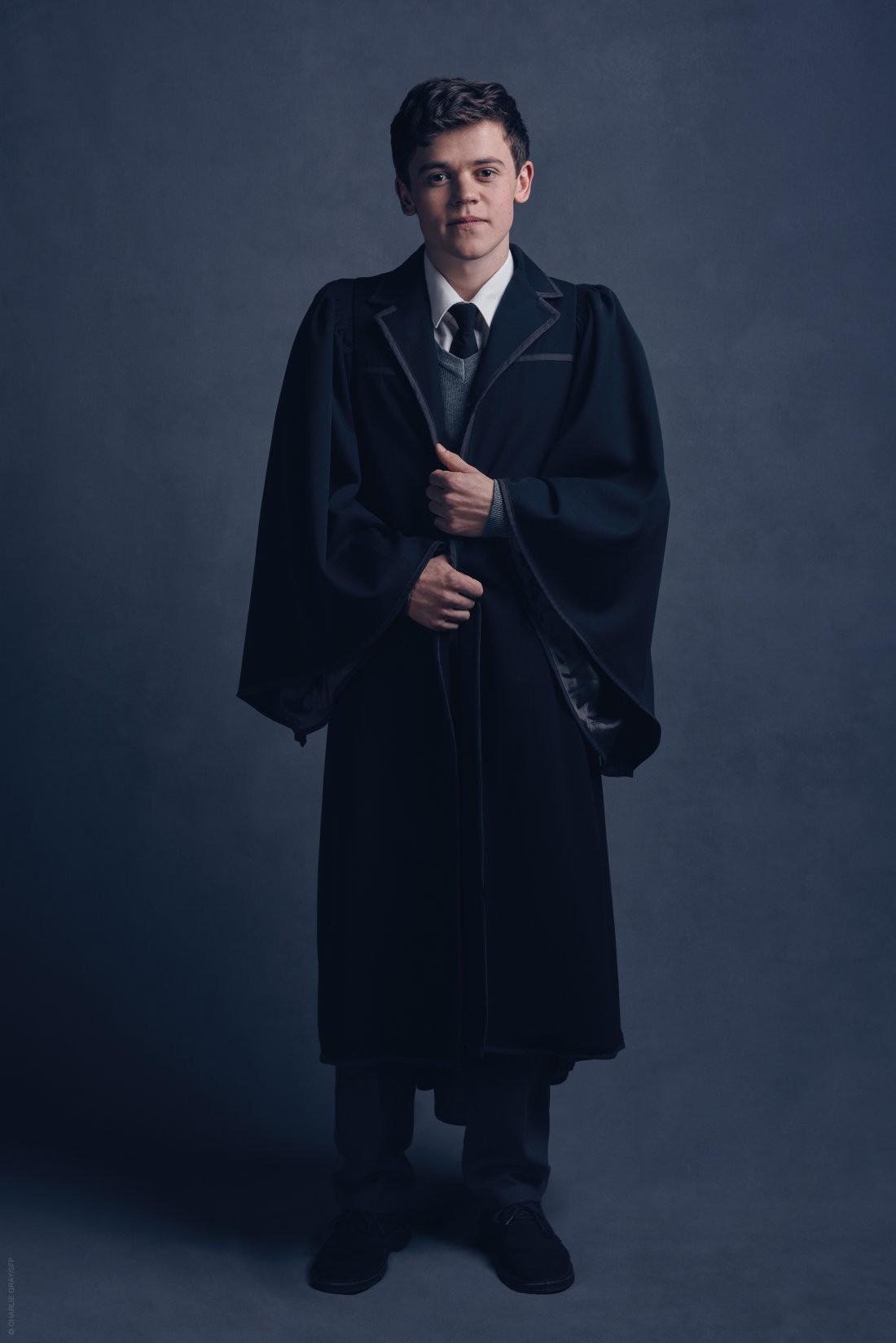 Sam Clemmett como Alvo Potter (Foto: Divulgação)