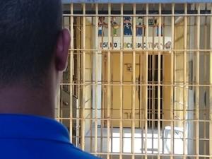 Adolescente ficou seis meses detido por tráfico de drogas (Foto: Caio Gomes Silveira/ G1)