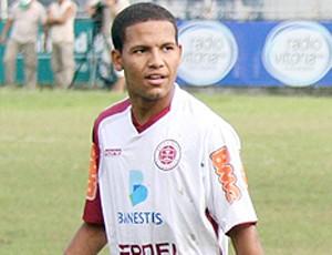 Carlos Vitor, meia da Desportiva Ferroviária (Foto: Simon Dias/Rádio ES)