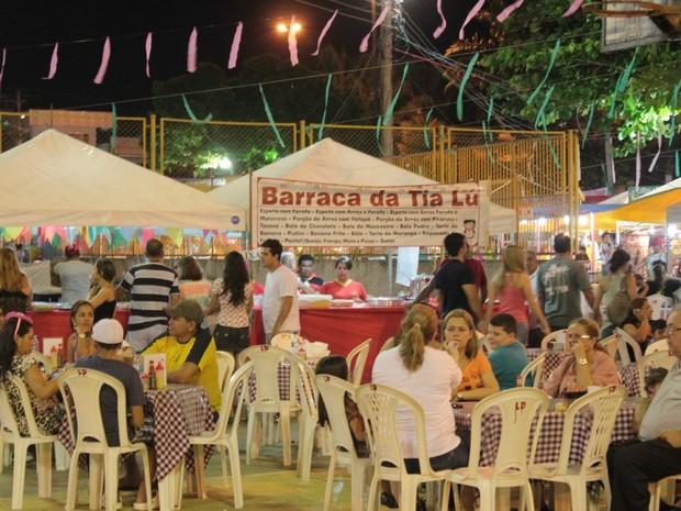 Dinheiro arrecadado no evento seja investido nas atividades que desenvolvemos na APAE (Foto: Tiago Melo/G1 AM)