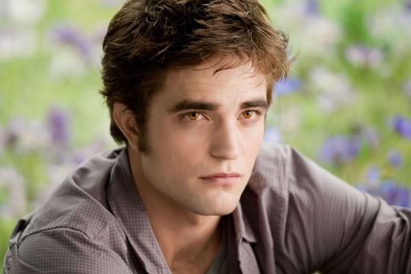 Robert Pattinson como Edward Cullen (Foto: Divulgação)