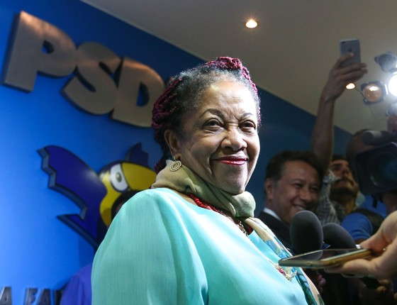 Luislinda Valois, ministra de Direitos Humanos (Foto: Fabio Rodrigues Pozzebom/Agência Brasil)