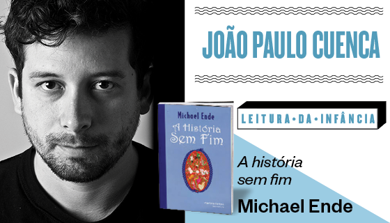João Paulo Cuenca (Foto: Jorge Bispo)