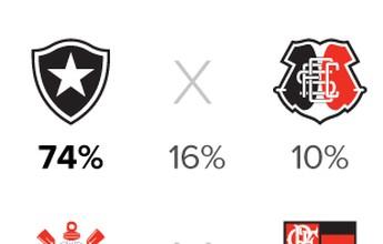 """Palpitão GE: entre os favoritos na 13ª rodada, Grêmio é a """"surpresa""""; opine"""