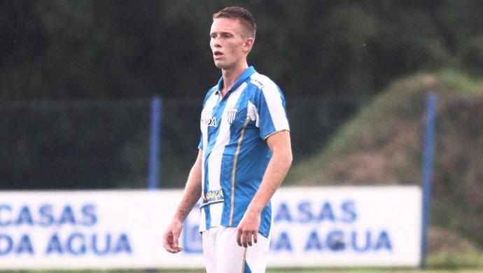 Lucas Lovat Avaí (Foto: Jamira Furlani/Avaí FC)