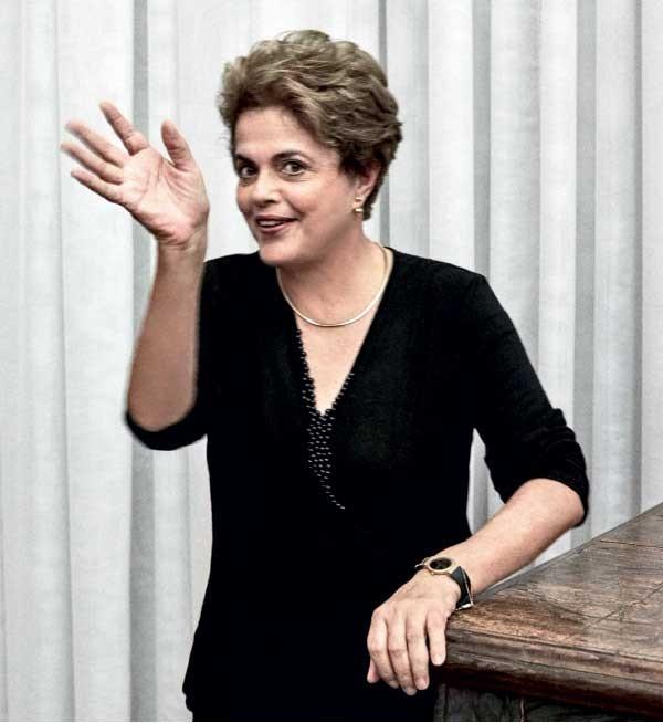 Dilma Rousseff (Foto: Bob Wolfenson)