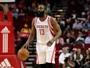 Com 40 pontos, James Harden leva Rockets à 40ª vitória na temporada