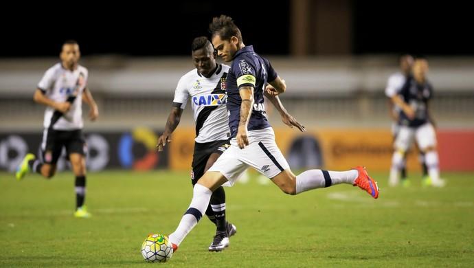 Max (Foto: GloboEsporte.com)
