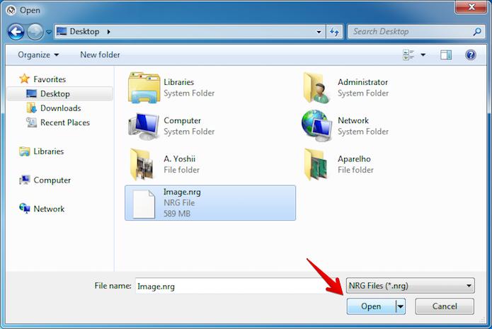 Como converter arquivos NRG para ISO | Dicas e Tutoriais