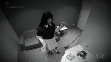Mary Help entra no camarim do Serginho Groisman