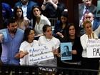 Parlamento venezuelano dá 1º sinal verde para lei de anistia para políticos