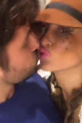 Claudia Leitte e o marido, Márcio Pedreira (Foto: Instagram/ Reprodução)