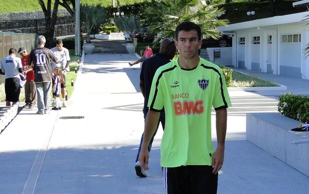 Leandro Donizete Atlético-MG (Foto: Fernando Martins / Globoesporte.com)
