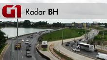 Não saia de casa sem ver as câmeras exclusivas no trânsito da Grande BH (TV Globo)
