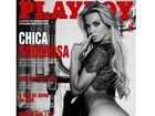 Veridiana Freitas posa sem calcinha e bem sexy para a capa da 'Playboy'