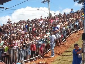 Pará de Minas (Foto: Anna Lúcia Silva/G1)