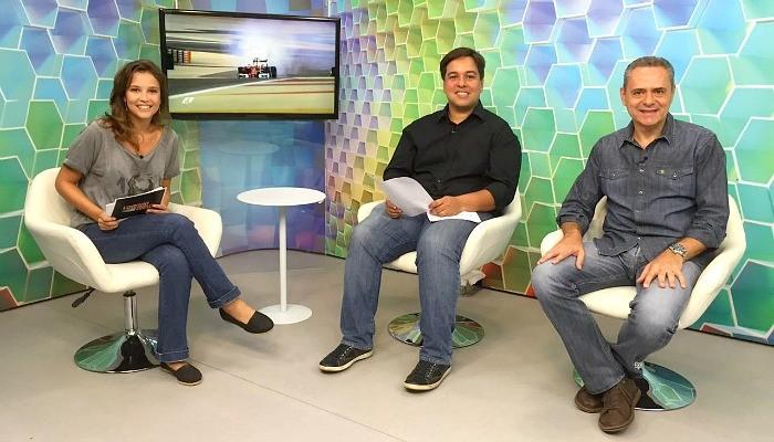 Voando Baixo - Rafael Lopes, Luís Roberto e Marcela Dottling