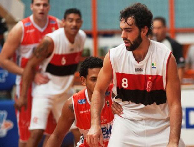 Basquete NBB - Limeira x Flamengo - Benite (Foto: Divulgação/LNB)