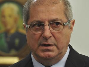 Paulo Bernardo em foto de setembro de 2011, quando então era ministro das Comunicações (Foto: Valter Campanato/Agência Brasil)