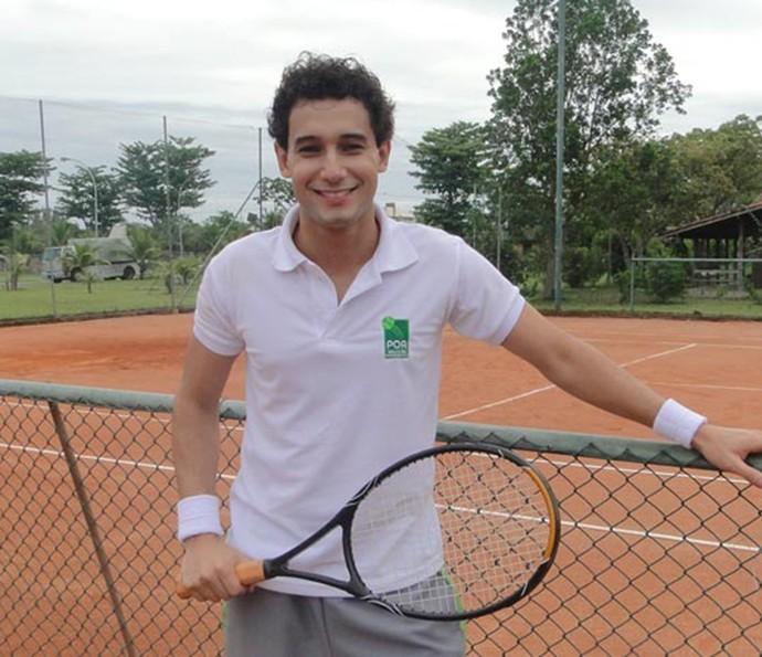 Rafael Almeida em A Vida da Gente (Foto: TV Globo)