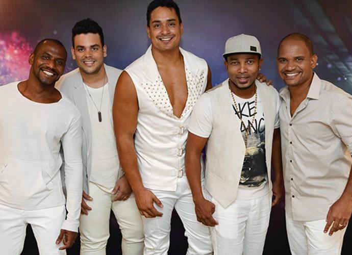 O grupo Harmonia do Samba já tem mais de 20 anos de estrada (Foto: Bob Paulino / TV Globo)