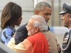 Obama anuncia investimentos de US$ 4 bilhões na Índia