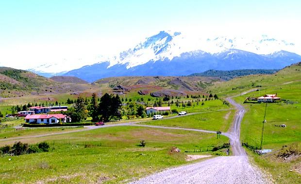 Parque Nacional Torres Del Paine, no sul do Chile (Foto: Reprodução / EPTV)
