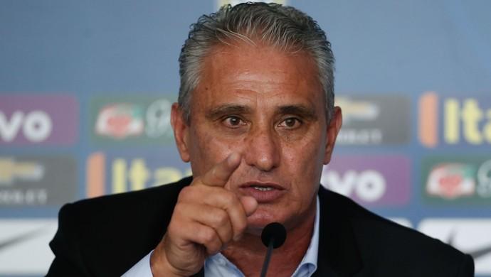 Tite convocação seleção brasileira Brasil (Foto: Mowa Press)