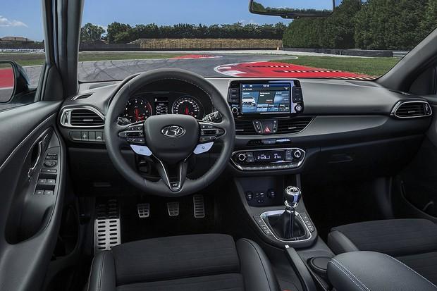 Hyundai i30N (Foto: Divulgação)