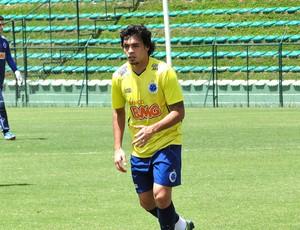 Ricardo Goulart treino Cruzeiro (Foto: Fernando Martins Y Miguel)