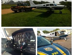 [Brasil] Avião clandestino apreendido no Amazonas está em Porto Velho 7d3c0c5712aa7afb3dfaa44904c76d05