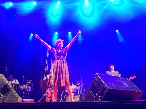 Fest Bossa & Jazz termina neste domingo (28) (Foto: Nathallya Macedo/G1)