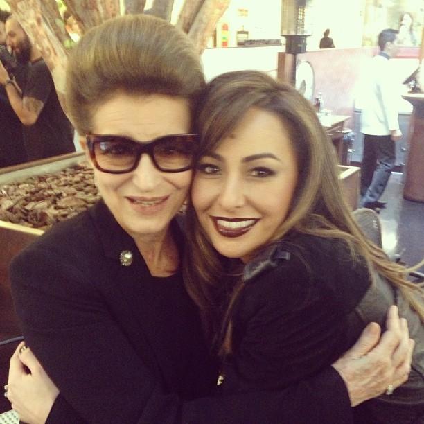 Sabrina Sato e Costanza Pascolato (Foto: Reprodução/Instagram)