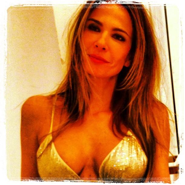 Luciana Gimenez posa de biquíni (Foto: Instagram/ Reprodução)