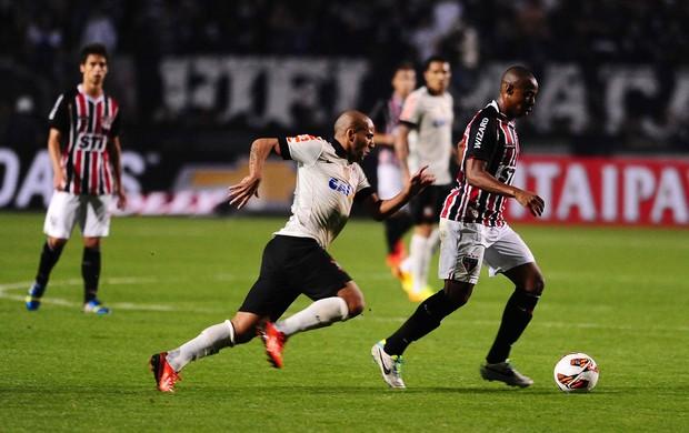 Emerson Sheik, Corinthians x São Paulo - final Recopa (Foto: Marcos Ribolli)