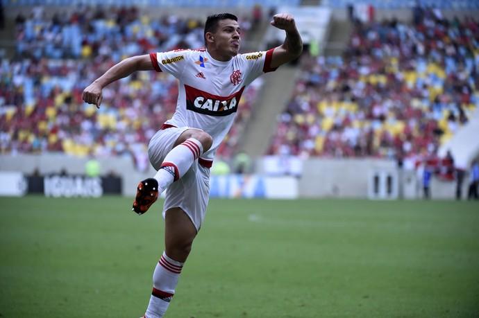 Ayrton Flamengo x Joinville (Foto: André Durão / GloboEsporte.com)