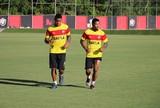 Atacante Marinho segue vetado e não enfrenta o Cruzeiro neste domingo