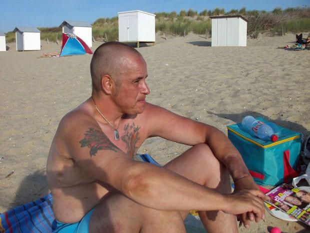 O belga Nathan Verhelst, de 44 anos, que morreu por eutanásia na última segunda-feira (Foto: Reprodução/Facebook/Nathan Verhelst)