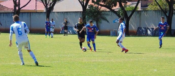 Grêmio Prudente sub-17 (Foto: Marcos Chicalé / Semepp, Divulgação)