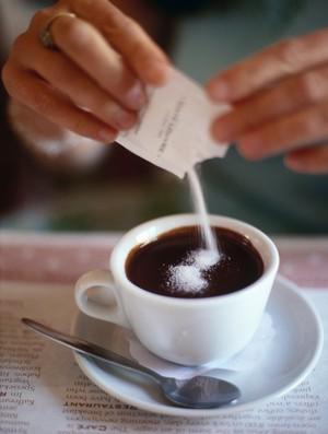 Açúcar no café euatleta (Foto: Agência Getty Images)