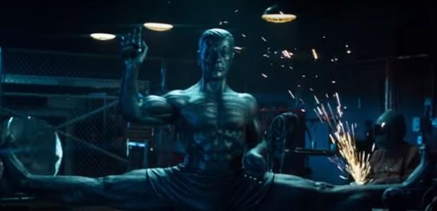 Teaser de Jean-Claude Van Johnson, série estrelada por Van Damme  (Foto: reprodução )