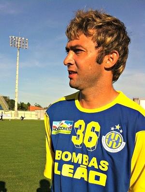 Márcio Tarrafas, meia do Horizonte (Foto: Diego Morais / Globoesporte.com)