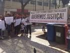 Mães protestam em Mogi após morte dos filhos em ataques a tiro