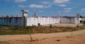 Penitenciária de Caicó, o 'Pereirão' (Foto: Sidney Silva)