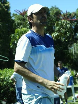Fábio Giuntini, técnico do Espírito Santo FC (Foto: Richard Pinheiro/GloboEsporte.com)