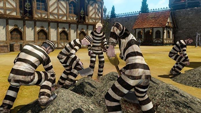 Quem comete crimes pode acabar na cadeia (Foto: Divulgação)