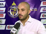 Guanaes elogia postura dos jogadores do São Carlos e evita lamentar empate