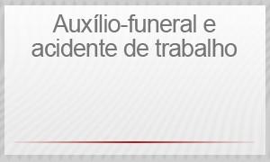 Auxílio-funeral e acidente de trabalho (Foto: G1)