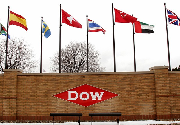 Sede da Dow Chemical (Foto: Getty Images)