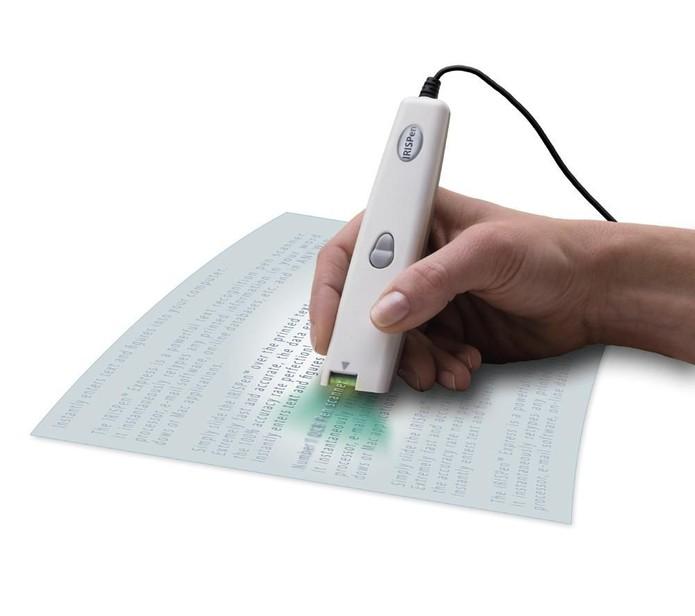 Scanner de mão reconhece e digitaliza textos de 137 idiomas (Foto: Divulgação)